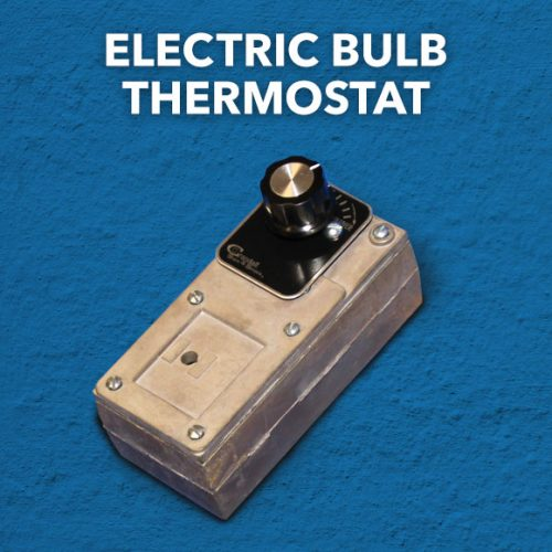 Electric Bulb Thermostats